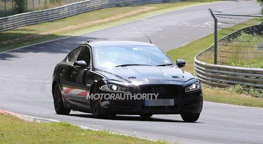 2016 Jaguar XS: Первые фотографии