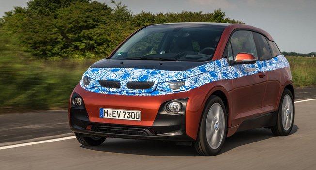 BMW объявила стоимость i3