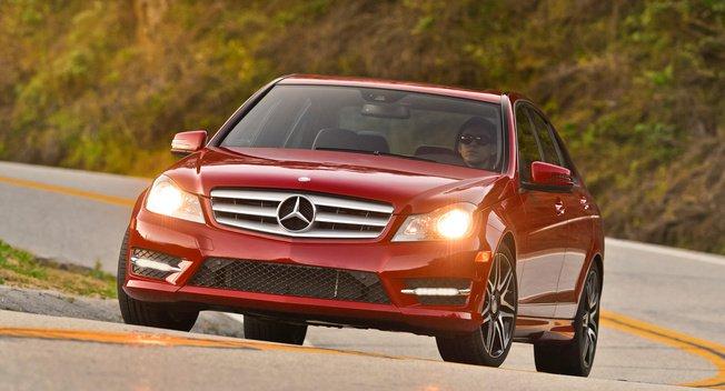Mercedes-Benz возглавил список самых угоняемых автомобилей класса люкс