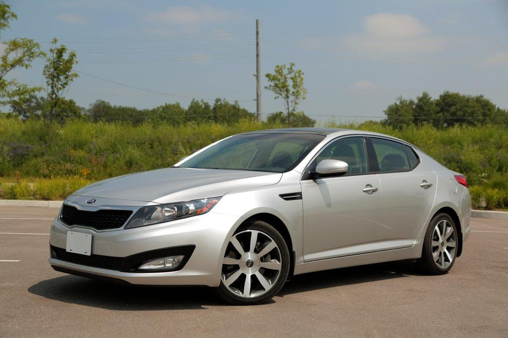 ������ 2013 � 2014 ���� | �������� ��������� | 2013 Kia Optima EX ����