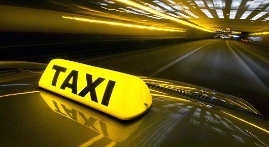 С 16 августа официальным таксистам начинают выдавать желтые номера