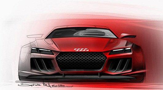 Audi Quattro - премьера на выставке уже осенью