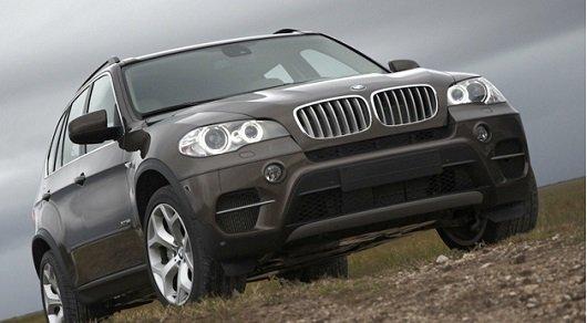 Отзыв дизельных автомобилей BMW X5