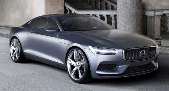 Новый потрясающий концепт-кар Volvo возрождает дух старой модели P1800 [64 фото + видео]