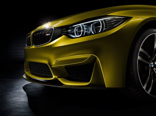 2015 BMW Concept Coupe M4 (F32)