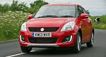 ��������� �������� Suzuki Swift 4x4 �� ���������� �� ���������� 2013 ����