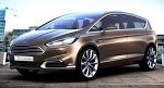 �������-��� Ford S-MAX Concept �� ���������� �� ���������� 2013 ����