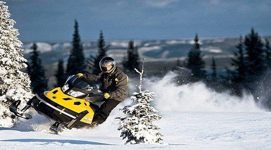 Штрафы за нарушение правил регистрации снегоходов будут увеличены