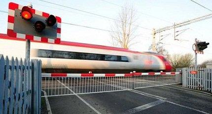 Камеры появятся на железнодорожных переездах