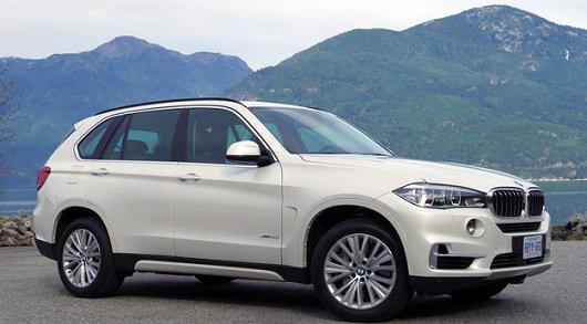 2014 BMW X5 – Первый полный обзор