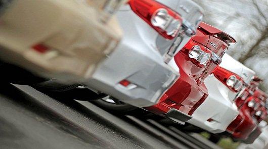 Самые популярные автомобили в Москве, в Московской области и г. Санкт-Петербурге