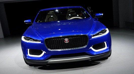 Jaguar C-X17 | Новый концепт кар
