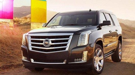 2015 Cadillac Escalade - большой кроссовер для всей семьи