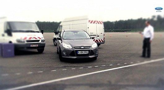 Форд разрабатывает полностью автономною систему парковки