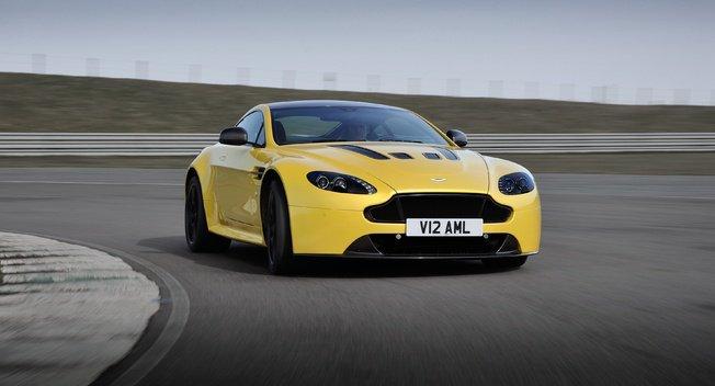Aston Martin �� ����� ��������� ��������� �����-����