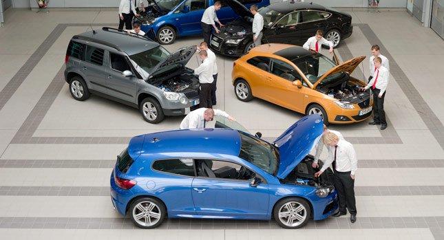 Volkswagen продал за первые 9 месяцев 2013 года 7 млн. автомобилей