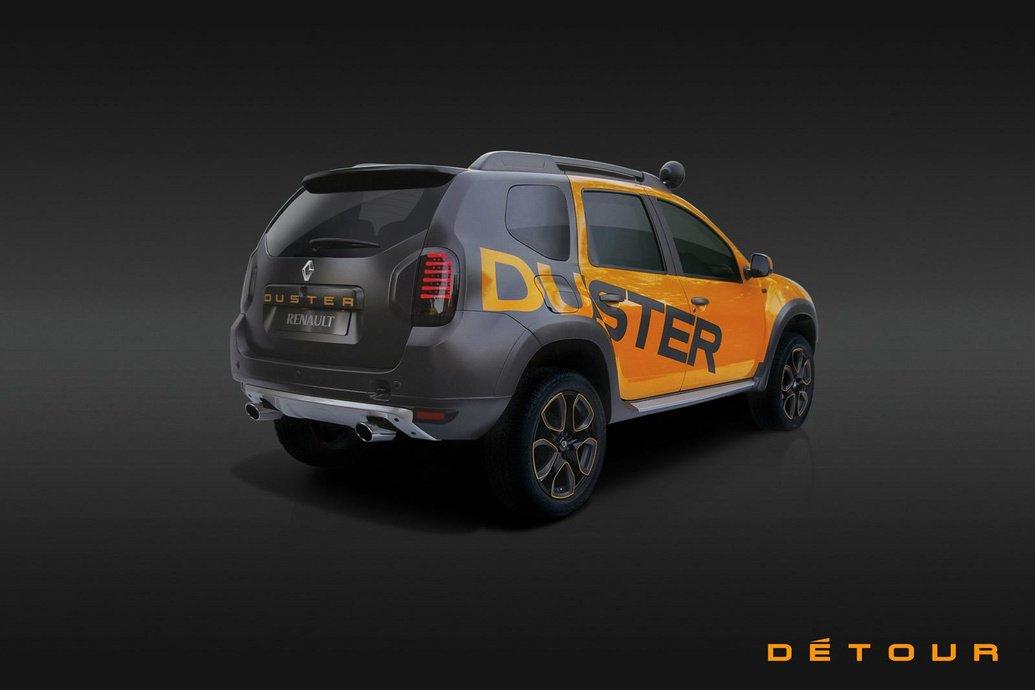 концепт кар рено дастер