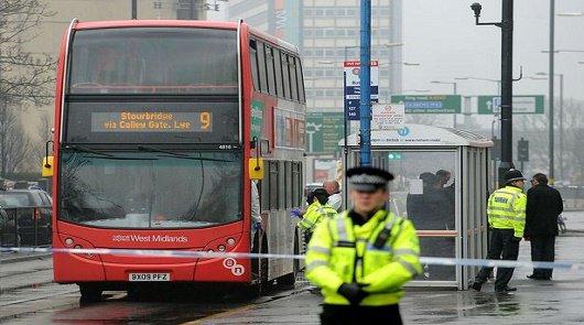 В Англии полицейские поймали водителя 40 лет управлявший автомобилем без прав