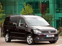 Volkswagen Caddy Maxi Life (2008 - наст. вр.)