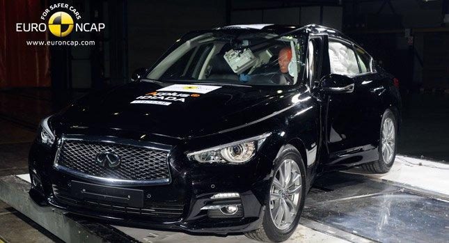 Лучшие новые безопасные автомобили по результатам краш-тестов EuroNCAP