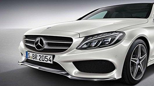 Новый 2015 Mercedes C-Class: Официальные фотографии AMG линии