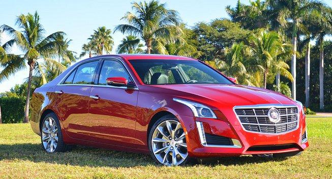 2014 Cadillac CTS: Подробный обзор