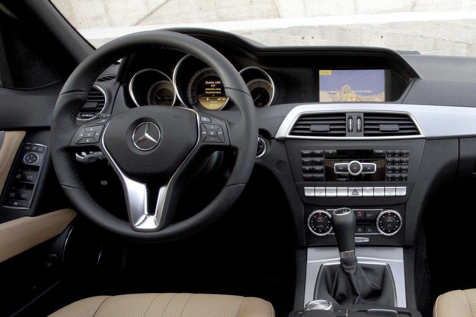 2014 c w205 mercedes c class w204 - 2014 mercedes c class interior ...