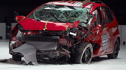 Большинство малолитражных автомобилей провалили краш-тесты.