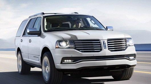 2015 Lincoln Navigator: EcoBoost V6