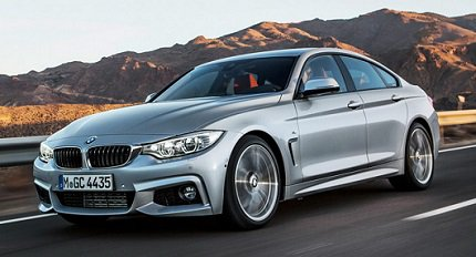 ���������� ����������� ����� 2015 BMW 4 Series Grand Coupe ����