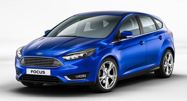 Рейсталинг Ford Focus. Модель 2015 года.