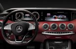 2014 Mercedes-Benz ��������� S-Class Coupe. ���� � �����