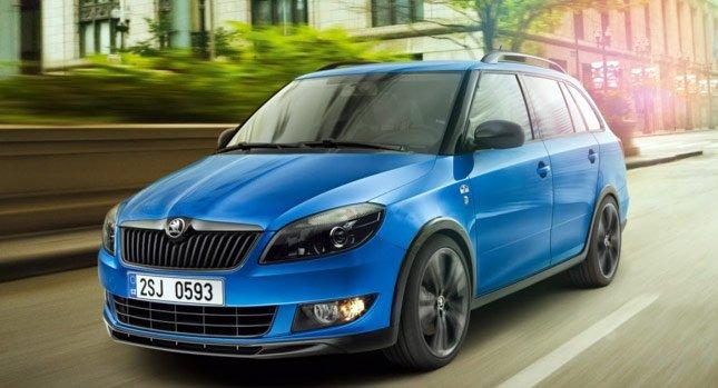 Skoda подтверждает запуск нового поколения модели Fabia осенью текущего года