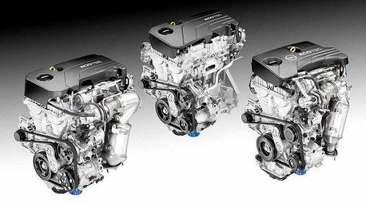 General Motors обновляет линейку двигателей