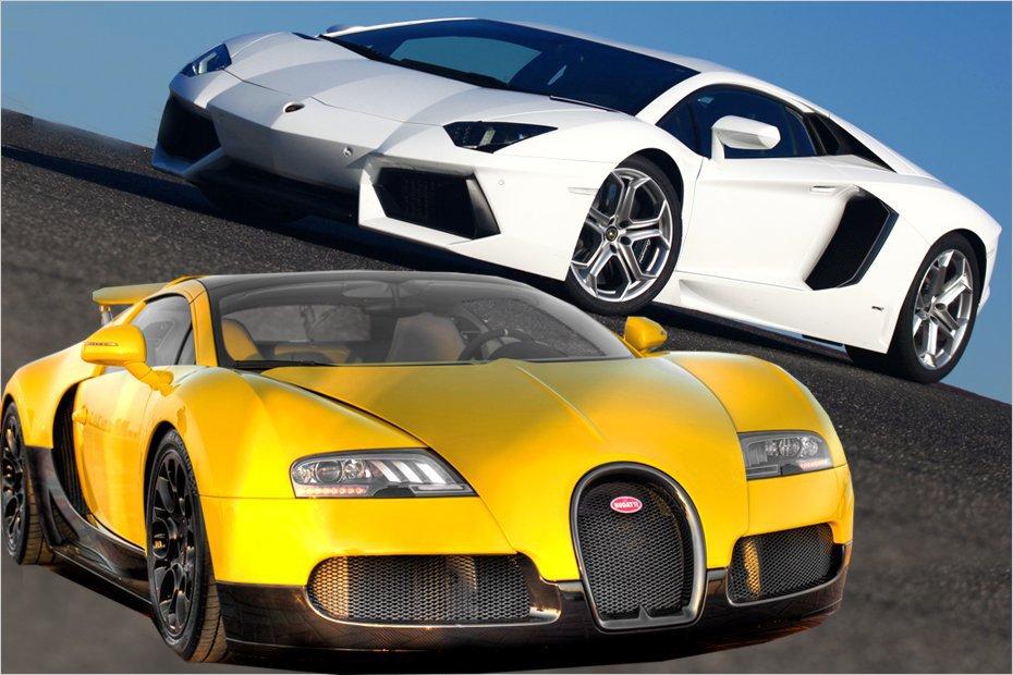 Самые крутые машины мира фото