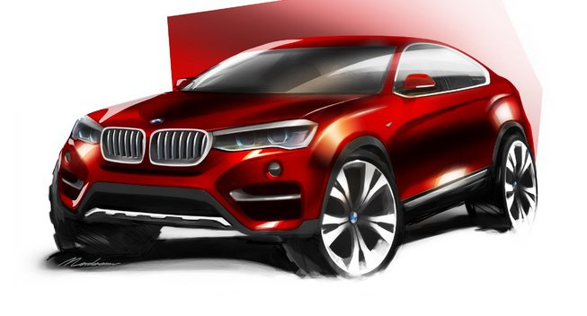 2017 BMW X2: Первая информация