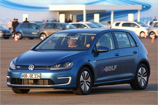 Volkswagen Golf: 40 лет истории