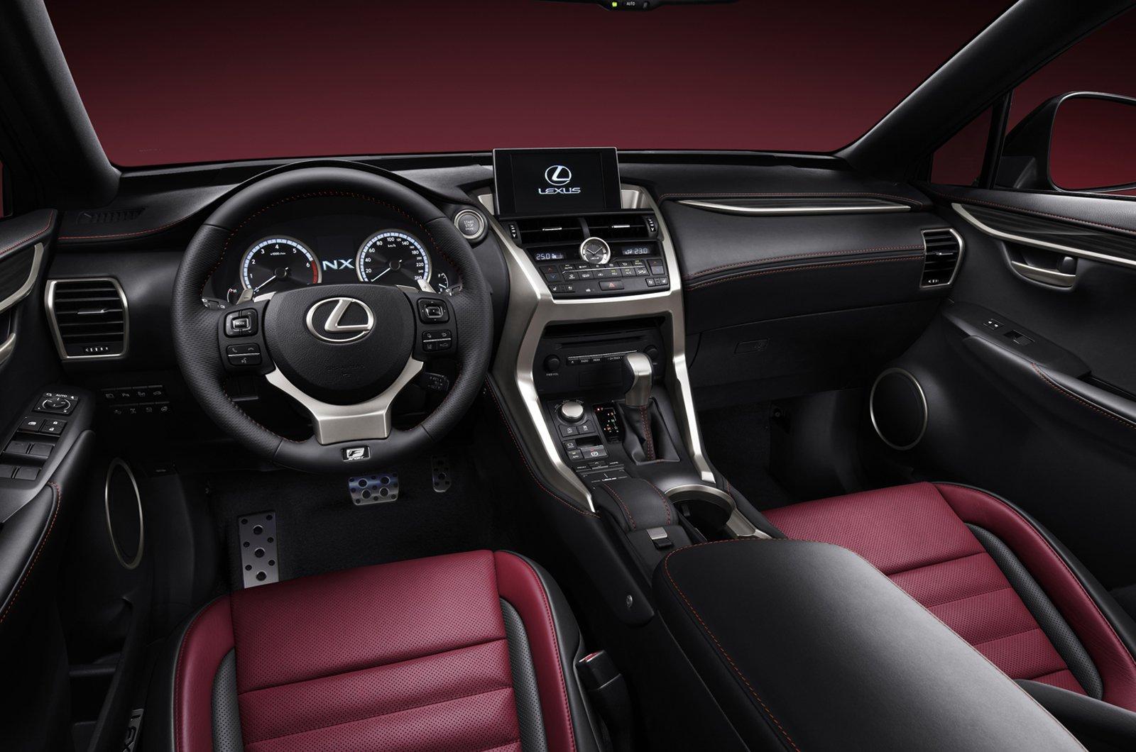2016 Lexus Rx Новый 2016 lexus nx компактный
