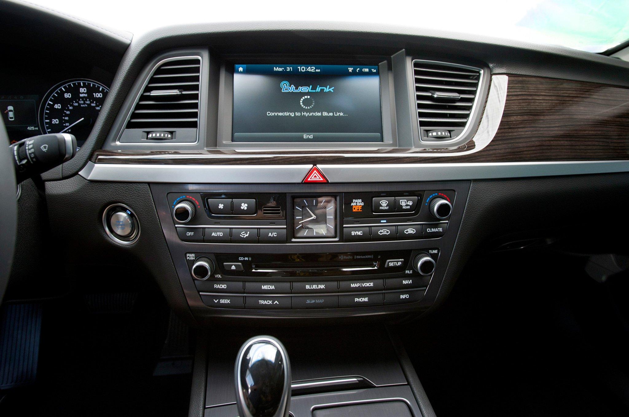 2015 Hyundai Genesis: Обзор Машины Будущего Ауди