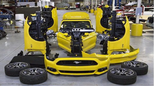 ��� �������� Ford Mustang ����