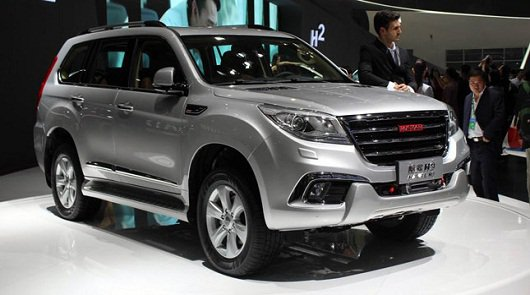 ����� ��������� ����������� Great Wall Haval H9 ����