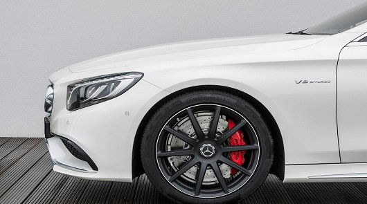 2015 Mercedes-Benz S63 AMG Coupe фото