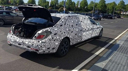 2016 Mercedes-Benz S 600 Pullman