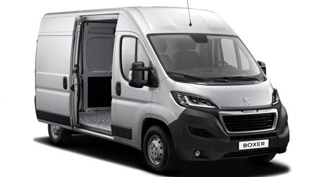 Компания Peugeot выпустит новый Boxer