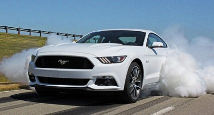 ����� ������� ���������� �������� �� 2015 Ford Mustang GT [�����] ����