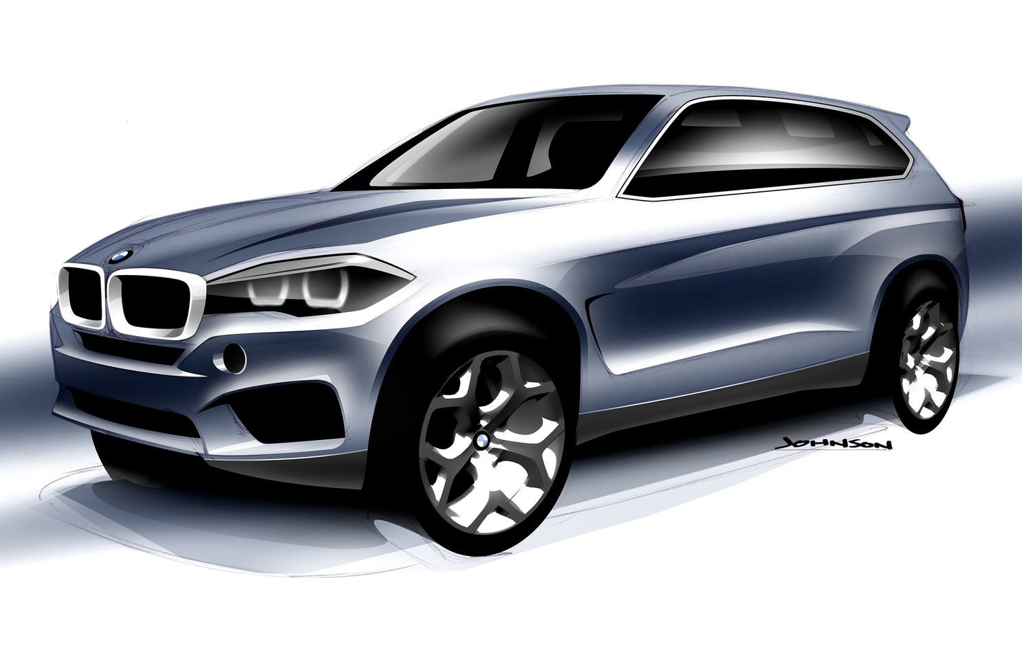Bmw X7 Render 750x421 2017 2018 Best Cars Reviews