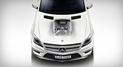 Mercedes-Benz M-������ � GL-������ ������� ����� ��������� ����