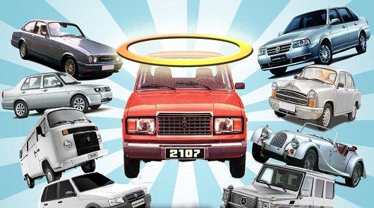 Десять старых автомобилей, которые до сих пор выпускаются
