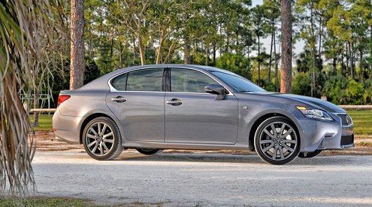2014 Lexus GS 350 F Sport: Подробный обзор