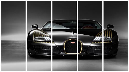 Топ-10 Bugatti Veyron